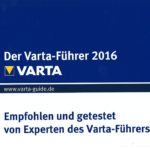 2016 Vartaführer