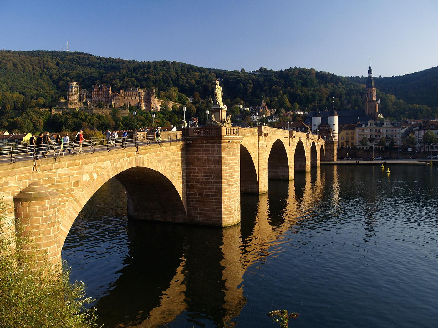 Entdecken Sie Heidelberg