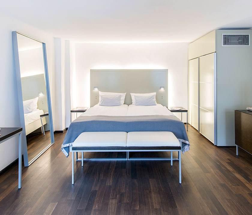 Jedes Zimmer einzigartig.