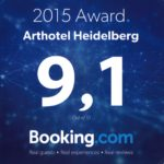 2016 booking award