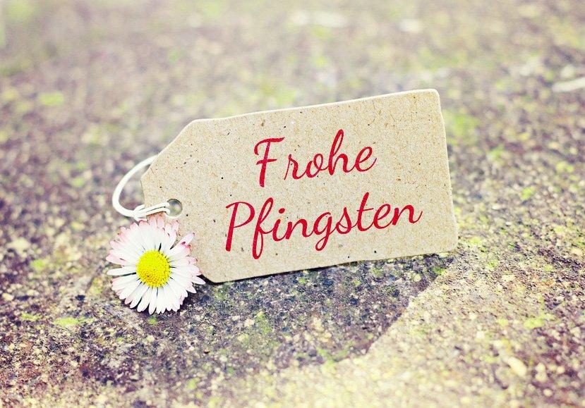 Pfingsten – 3 Übernachtungen
