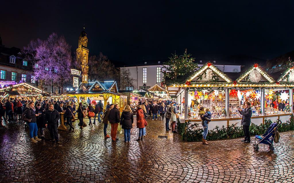 Heidelberger Weihnachtsmärkte